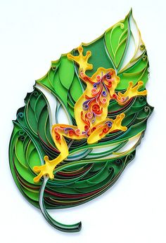 Beginners Guide on Quilling Paper Art & 43 Exceptional Quilling Designs to Materialize homesthetics (5)