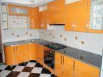 Кухня с оранжевыми стенами – Оранжевая кухня:100+ реальных фото примеров, советы по обустройству