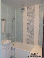 Пластик под плитку для ванной комнаты – Пластиковые панели под плитку для ванной (15 фото)