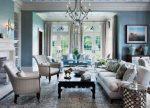 В какой цвет покрасить стены в гостиной – холодные, теплые и нейтральные цвета, разные стили