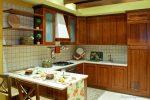 Дизайн кухни с деревянным гарнитуром – 60+ фото примеров кухни с деревянными фасадами