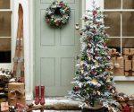 Как украсить дом на новый год фото – ?Как украсить дом к Новому году: варианты оформления (+97 фото)