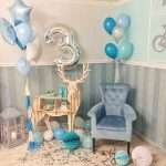 Оформление фотозоны на детский день рождения – Ой!