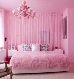 Розовые стены в интерьере – Ой!