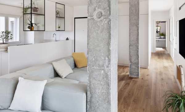 Железобетонные колонны не только как конструктивный элемент